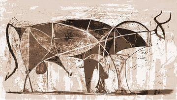 Le taureau sur Rudy & Gisela Schlechter