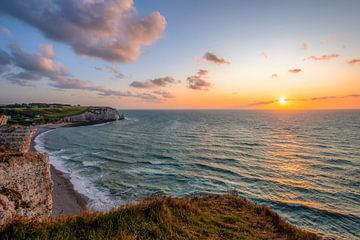 Sonnenuntergang von Peter Deschepper