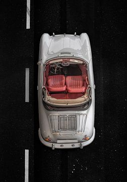 Porsche 356 Speedster Oldtimer unterwegs von Mike Maes