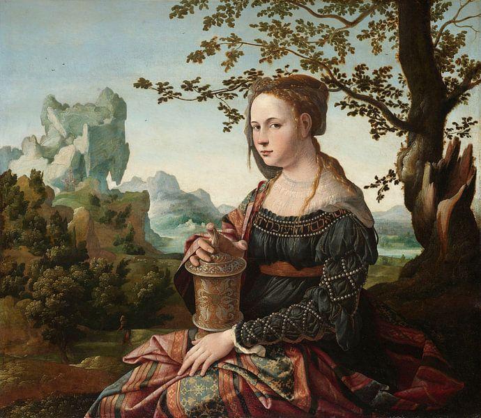 Maria Magdalena, Jan van Scorel von Meesterlijcke Meesters