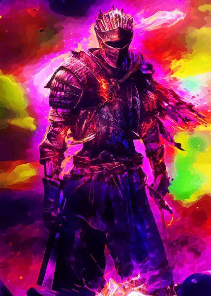 Dark Souls II von Samuel Chocron