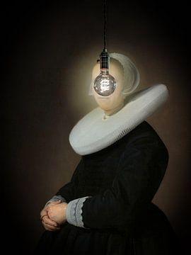 The Enlightened Portrait of Adriana Croes von Marja van den Hurk