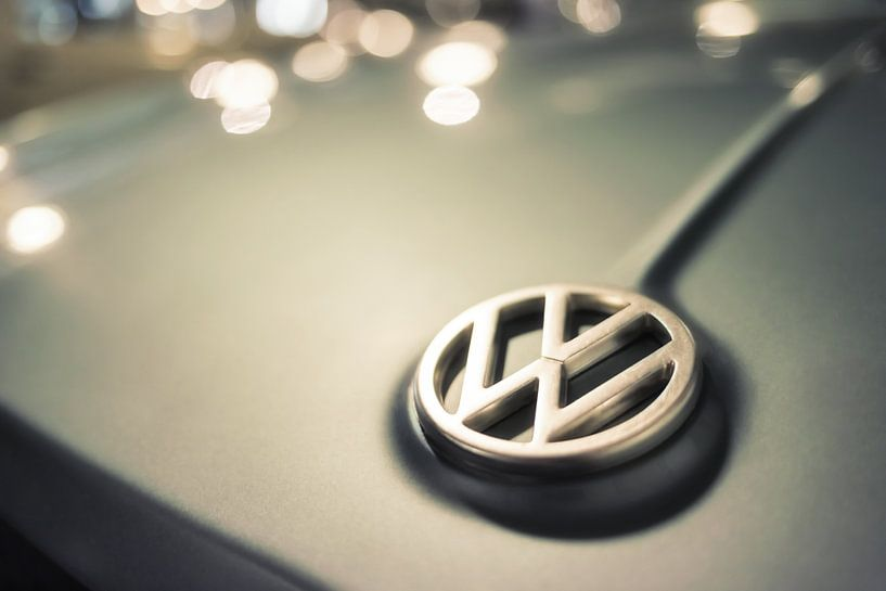 Volkswagen van Richard Lentjes