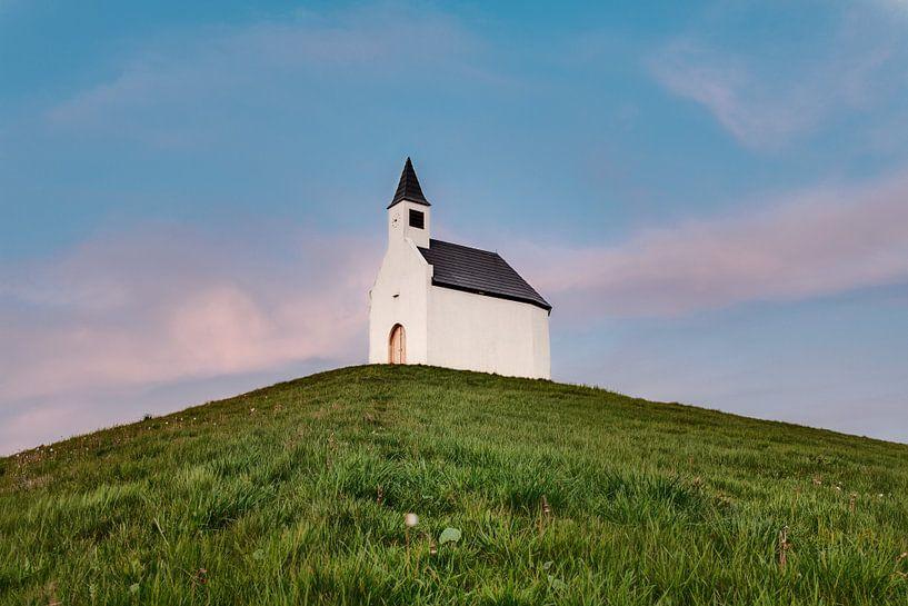 Kerkje Den Haag van Tom Roeleveld