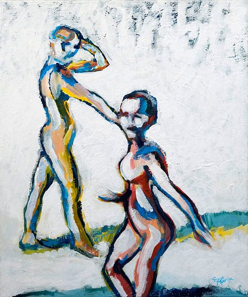 Duo Dance von Eva van den Hamsvoort