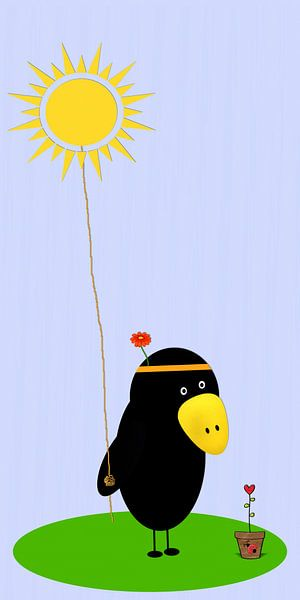 Sonne holen van Marion Tenbergen