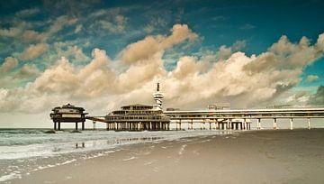 Pier van Scheveningen van Ricardo Bouman | Fotografie