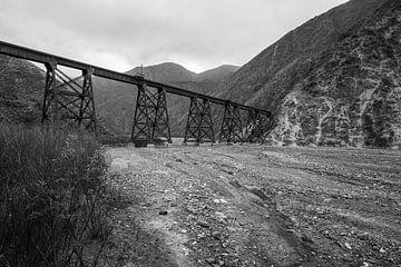 Eiserne Brücke von Merijn Geurts