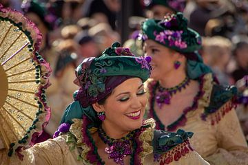 Parade in Monforte del Cid von Henk Pijnappels