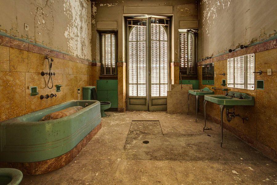 Needing a bath? van Anya Lobers
