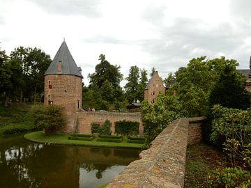 kasteel huis Bergh van Joke te Grotenhuis
