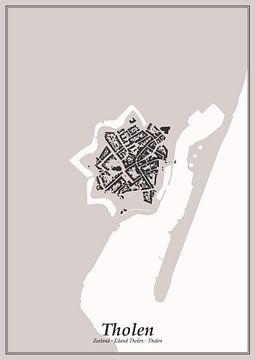 Befestigte Stadt - Diebstahl von Dennis Morshuis
