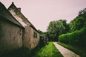 Watermolen Sint-Gertrudis-Pede van vw-photography