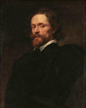 Porträt von Lucas Vosterman, dem Älteren, Antoon van Dyck