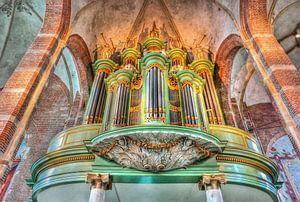 Hemels Orgel van
