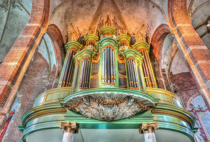 Hemels Orgel van Pieter Navis