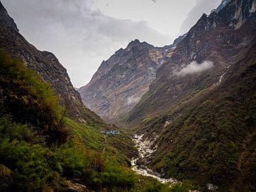 Annapurna-Track von Rik Pijnenburg