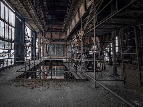 Old Factory van