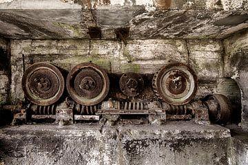 Industriele tandwielen sur Rens Bok