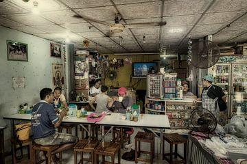 Restaurant Koh Phi Phi Phi von Keesnan Dogger Fotografie