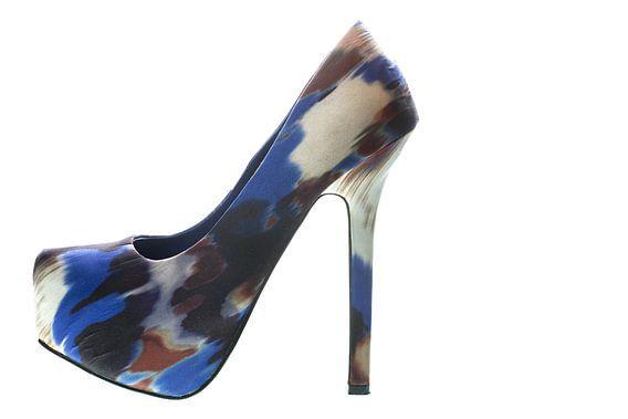 High heels, Pump.