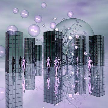 future world van Isa Bild