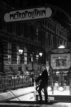 Metropolit in Paris von Anouk Boonstra