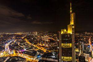 Frankfurter Skyline.
