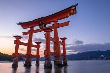 Miyajima Torii von Aen Seavherne