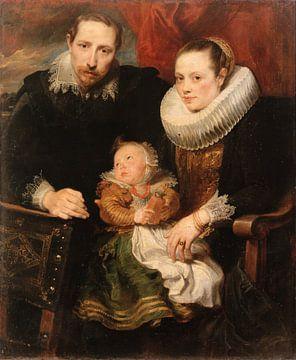 Familienporträt, Anthony Van Dyck