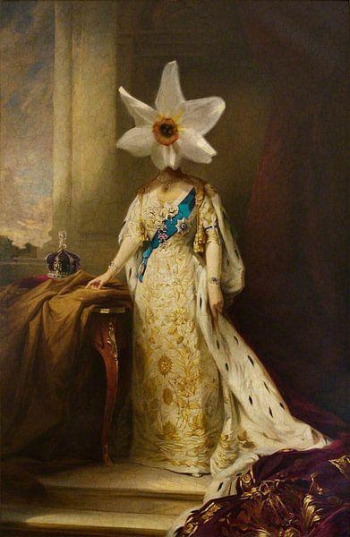 Königin Narzisse von Stoka Stolk