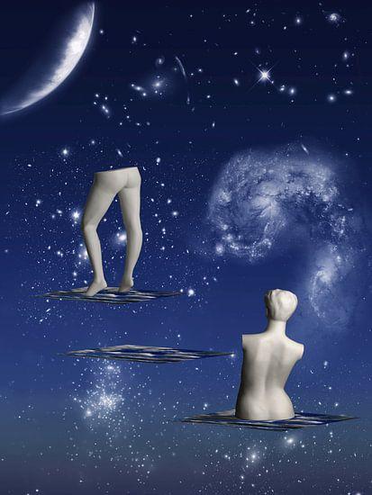 Mannequin Heaven van Yvonne Smits