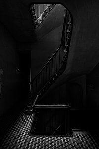 Treppen von