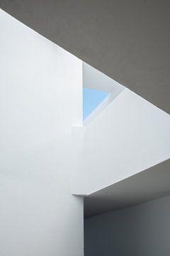 Die Geometrie erzeugt das Gebäude. von Pictorine
