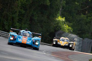 Dragonspeed Gulf BR01, 24 Stunden von Le Mans 2019. von Rick Kiewiet