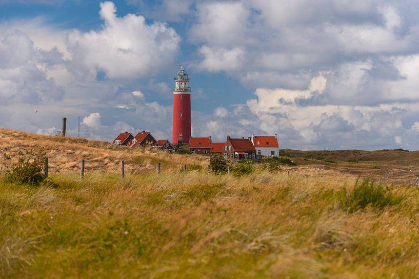 Texel Lighthouse van Brian Morgan