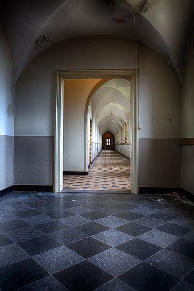 Monastery Koningsbosch von Ruud Laurens