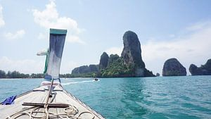 'Escape from Railay', Andaman zee, Thailand van
