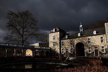 Landhuis in Annevoie van Jeroen den Ouden