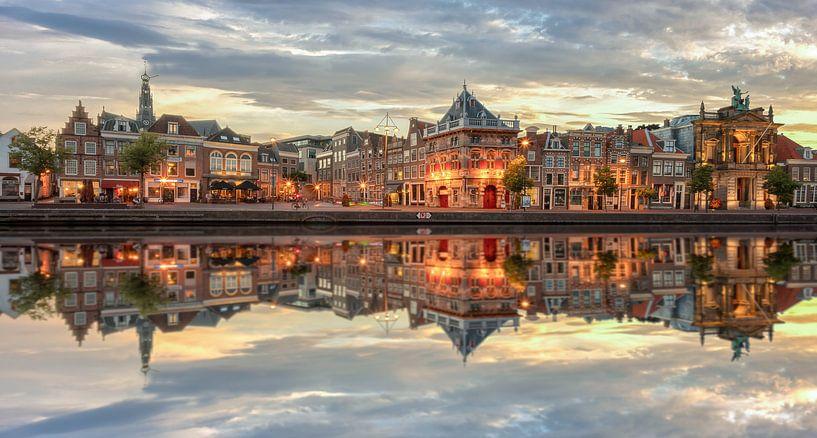 Stadsgezicht, Haarlem  van Photo Wall Decoration