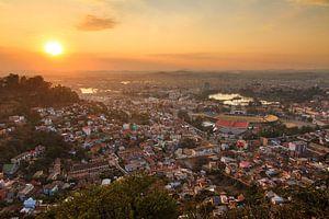 Tana sunset van Analamanga