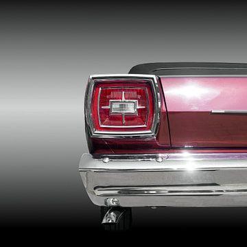 US Amerikanischer Oldtimer 1966 galaxie 500 convertible von Beate Gube
