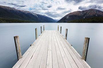 Lake Rotoiti Boardwalk van Cho Tang