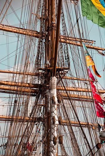 sailing von Jacintha Van beveren