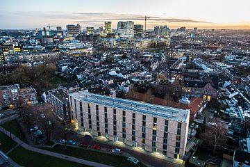 Panorama van Utrecht