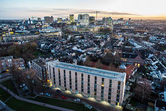 Panorama van Utrecht van De Utrechtse Internet Courant (DUIC)