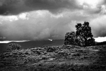 Schottische Highlands von Rob Boon