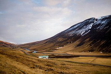 Triptyque : Les montagnes islandaises l sur Jordy Brada