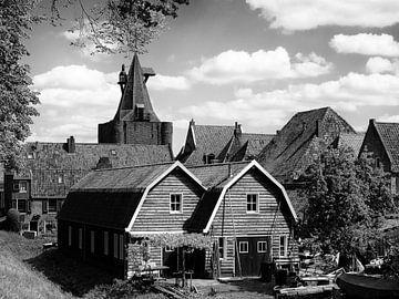 Hansestadt Elburg altstadt von Dietjee FoTo