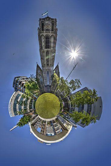 Panorama Sphérique de l'Saint-Laurent à Rotterdam